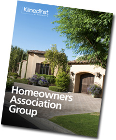 Request a HOA Packet
