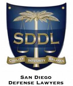 San Diego Defense Lawyers Logo