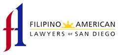 Filipino American Lawyers of San Diego Logo