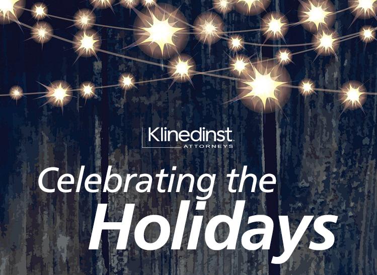 Photo of Klinedinst Holiday