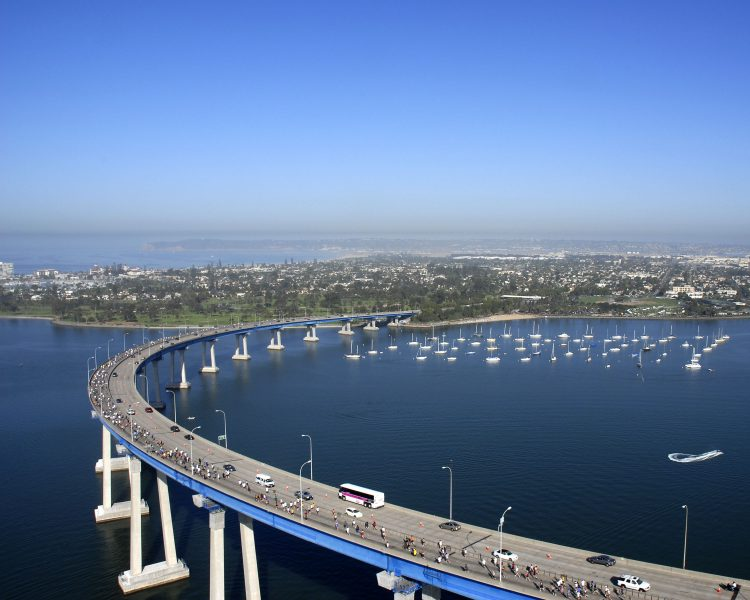 Navy Bay Bridge Run