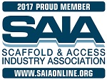SAIA - Scaffold & Access Industry Association