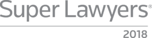 Super Lawyers 2018 Logo